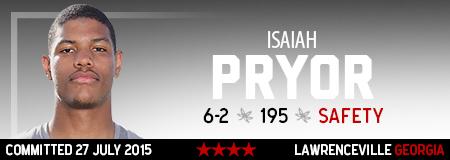 Isaiah Pryor