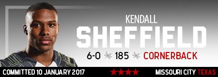 Kendall Sheffield