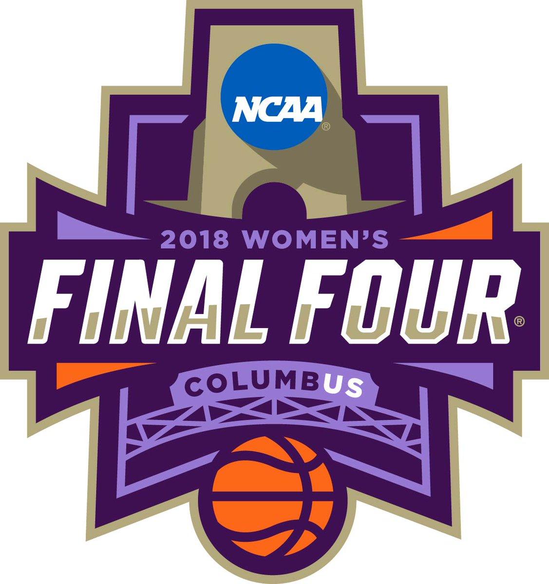 2018 women's Final Four logo