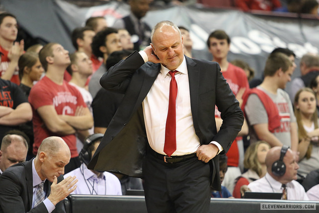 thad matta vs nebraska, 2017