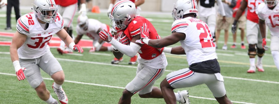 Everyone would love to see Johnnie Dixon stay healthy and be a productive wideout in 2017.