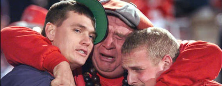 The only worthy Superfan in OSU history laments a shocking loss. (P.S. Eat shit, Buck-I-Guy and Big Nut)