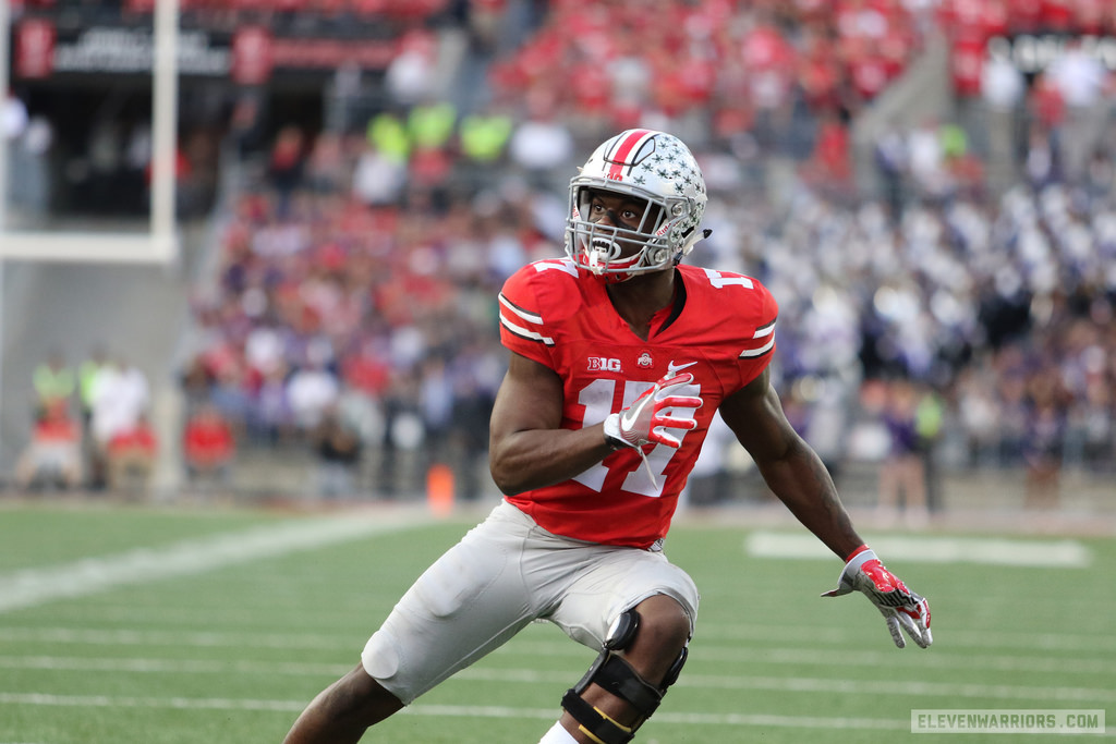 Jerome Baker earned his third nomination of watch list season on Monday.