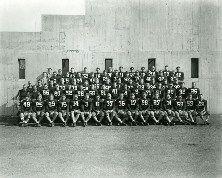 Ohio State football team 1939