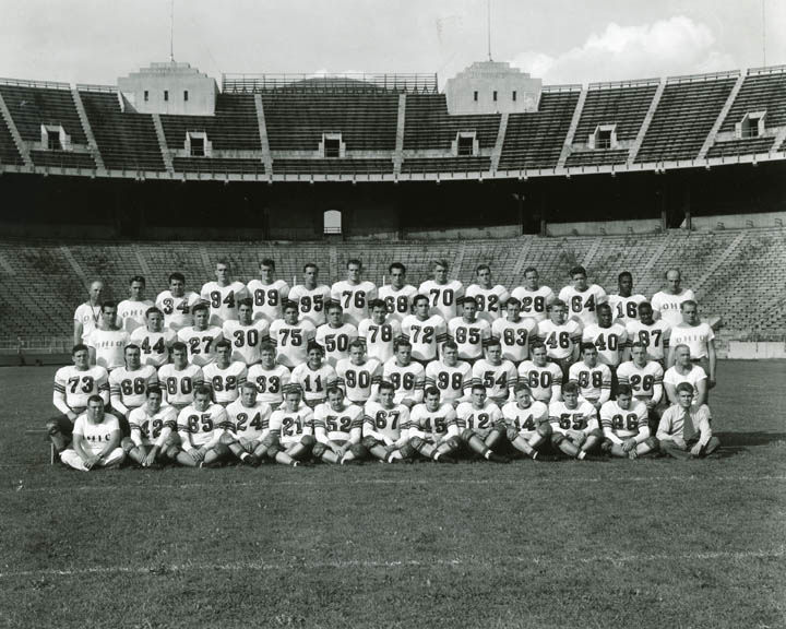 1945 Ohio State football team