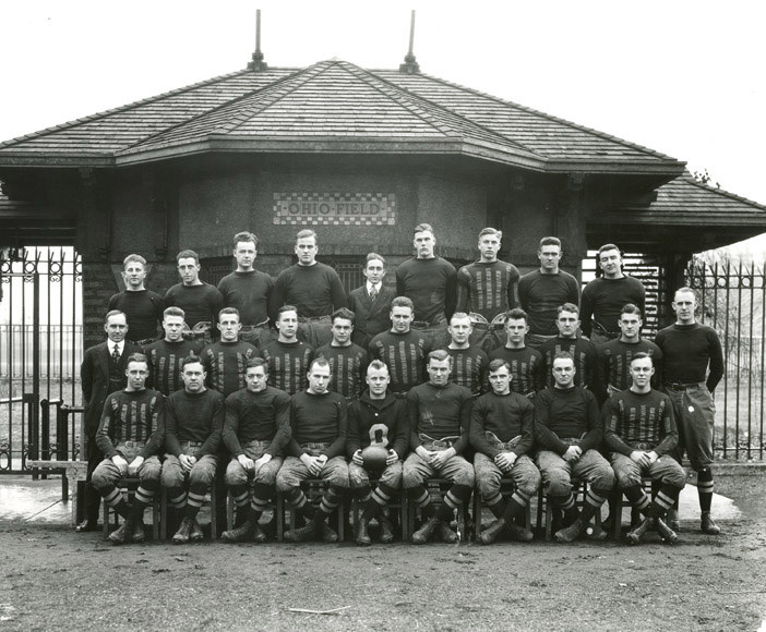 the 1916 Ohio State Football Team