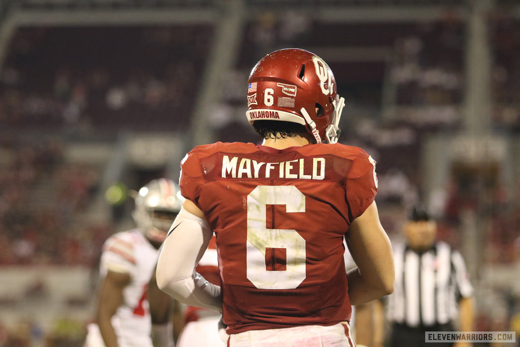Baker Mayfield and the Oklahoma Sooners should be a factor in the Big 12 and national championship races.