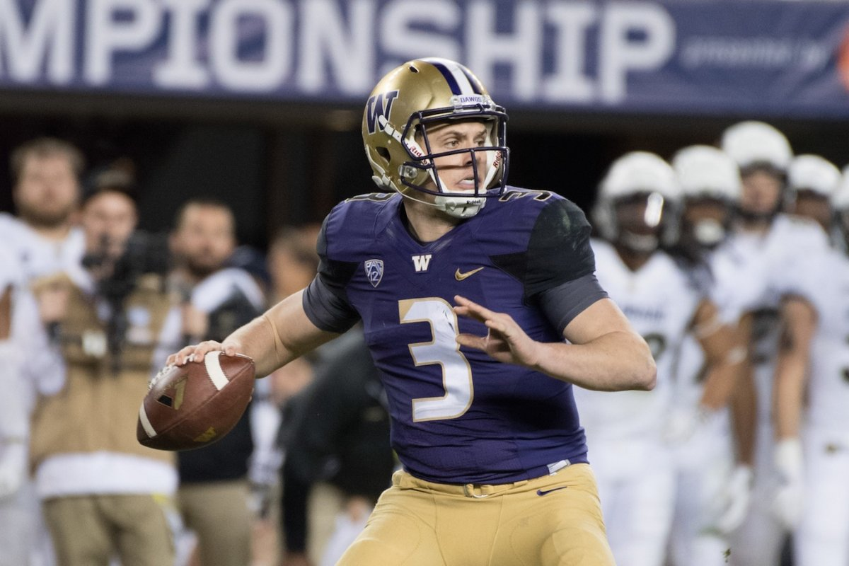 Sam Darnold and USC might be the Pac-12 favorites, but Jake Browning and the Washington Huskies shouldn't be forgotten.