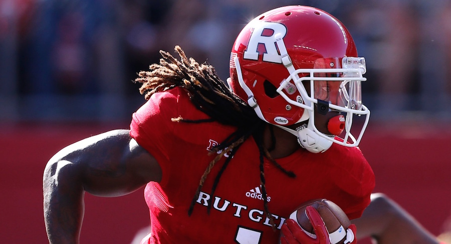 Janarion Grant is a difference-maker for Rutgers on both offense and special teams.