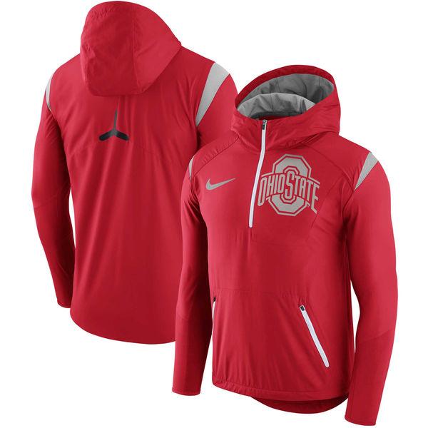 Nike Sideline Fly Rush Half-Zip Jacket