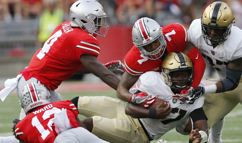 ohio state vs. army