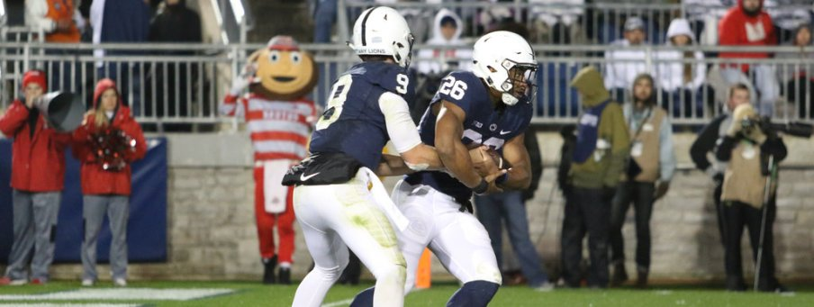 Ohio State's defense held Saquon Barkley to 99 rushing yards without a touchdown last season.