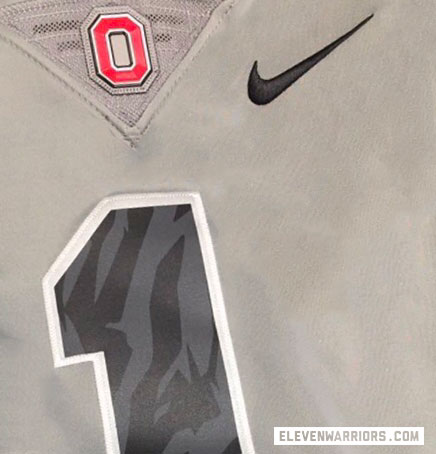 Ohio State's 2017 Alternate Uniform