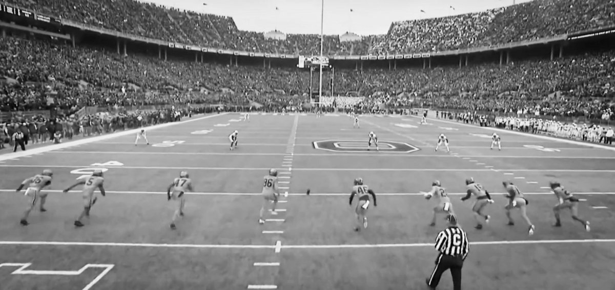 opening kickoff ohio state vs penn state 2017