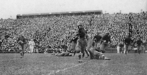 Ohio State vs. Michigan 1919