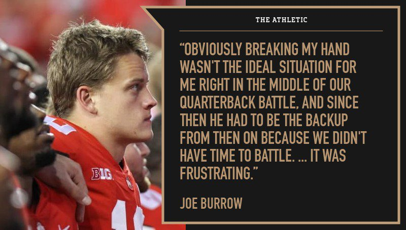 Joe Burrow Conundrum