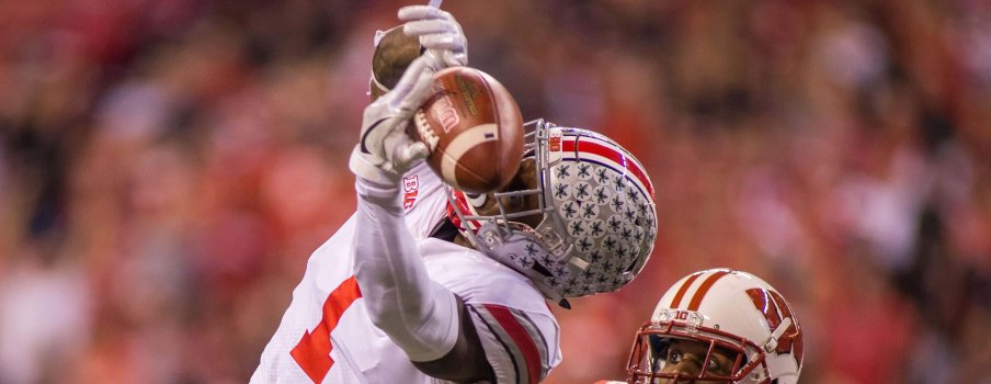 Johnnie Dixon leads OSU with 24.3 yards per catch but has just one reception in the last month.