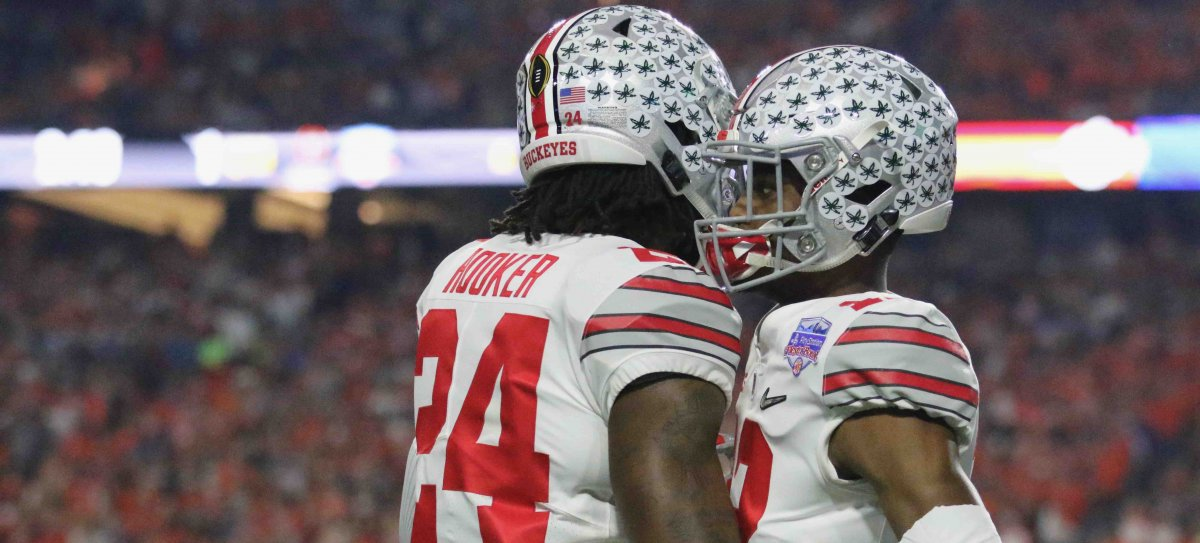 Denzel Ward and Malik Hooker