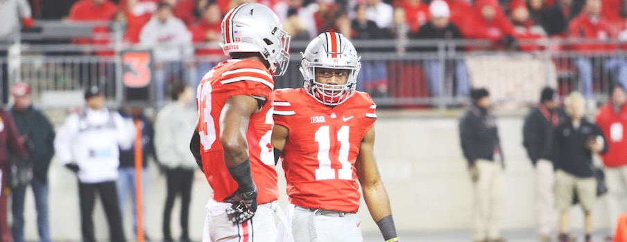 Tyvis Powell and Vonn Bell
