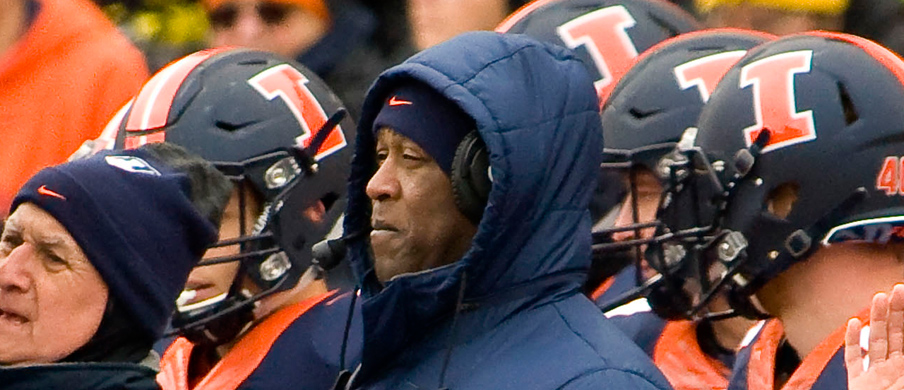 TFW when you find yourself coaching Illinois