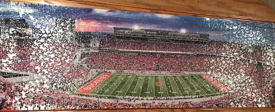 Ohio Stadium puzzle