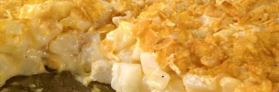 Three Yards and a Cloud of Cheese Potatoes