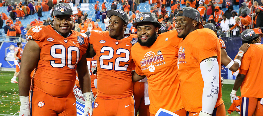 Clemson is yet again one of the favorites for the College Football Playoff.