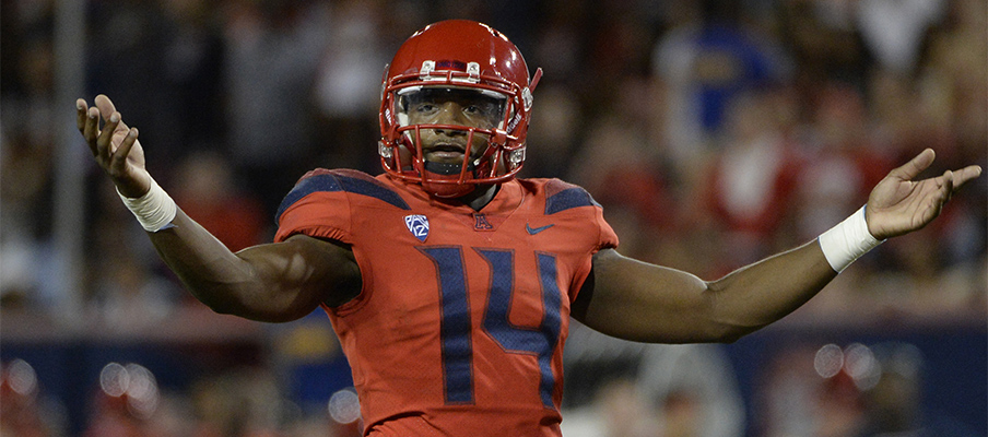 Arizona's Khalil Tate is one of the country's most exciting playmakers.