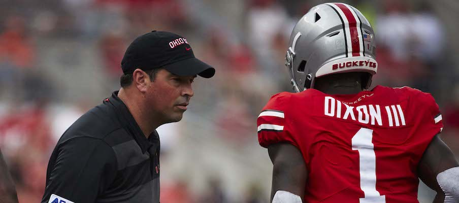 Ryan Day and Johnnie Dixon