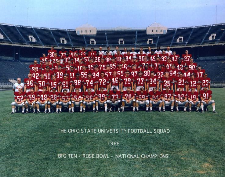 1968 National Champions.