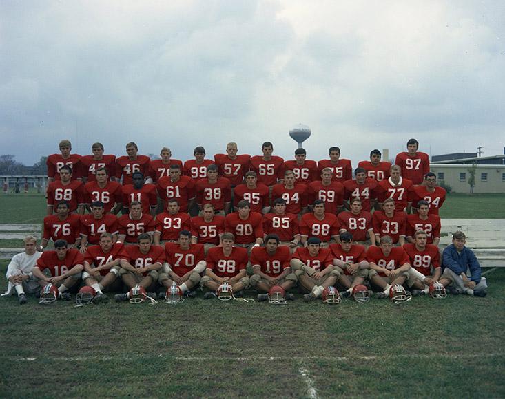 1968 freshman team.