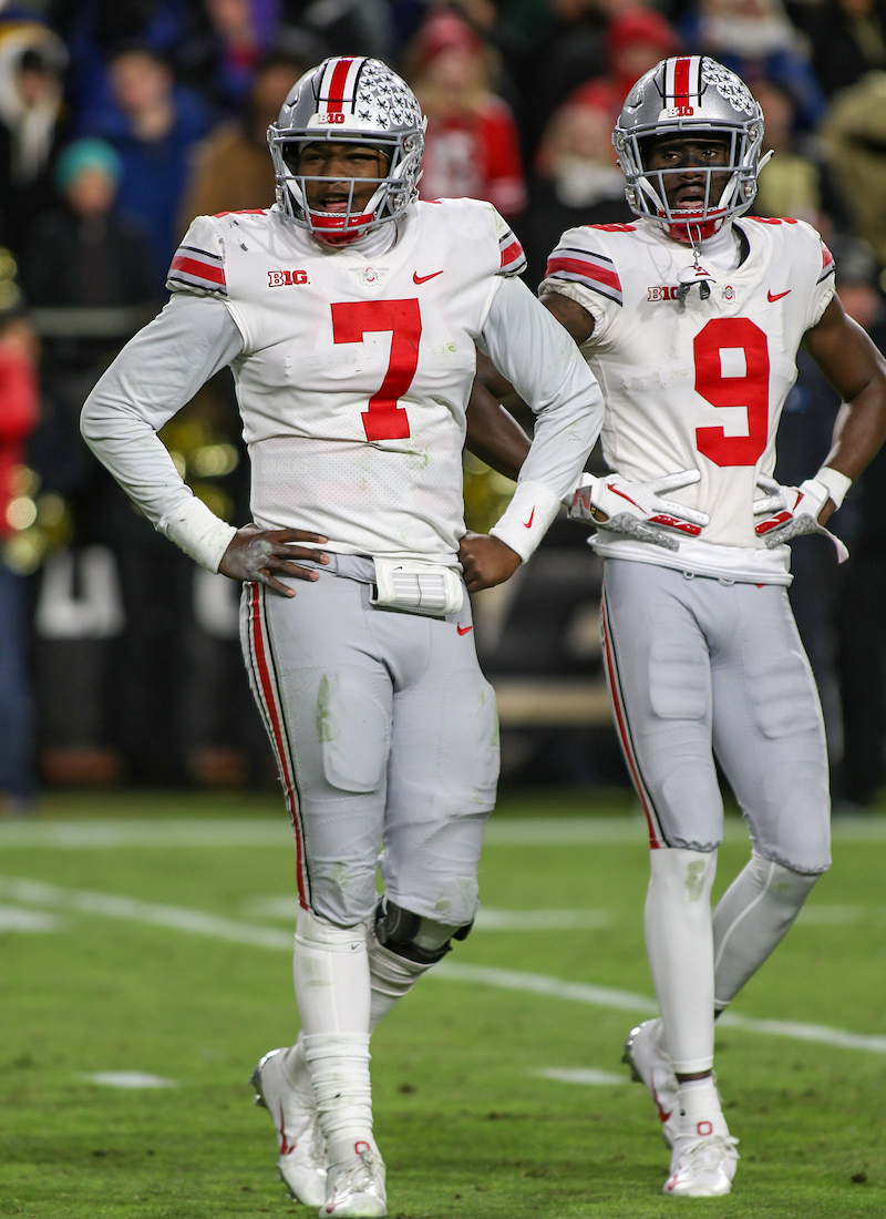 haskins and victor, purdue 2018