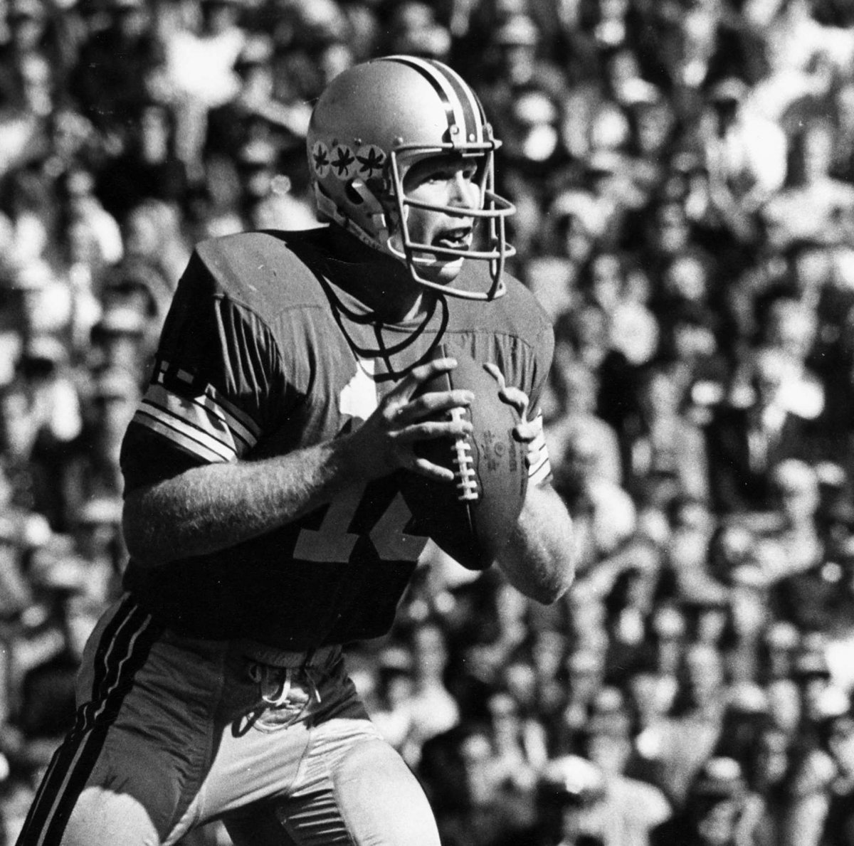 Rex Kern against Northwestern.