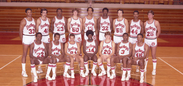 pretty nice 56b71 a4155 A Look at Ohio State Basketball's Throwback Uniforms For ...