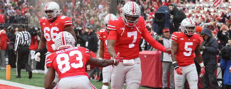 Terry McLaurin, Dwayne Haskins