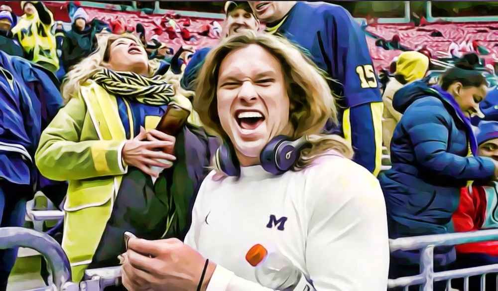 chase winovich and family
