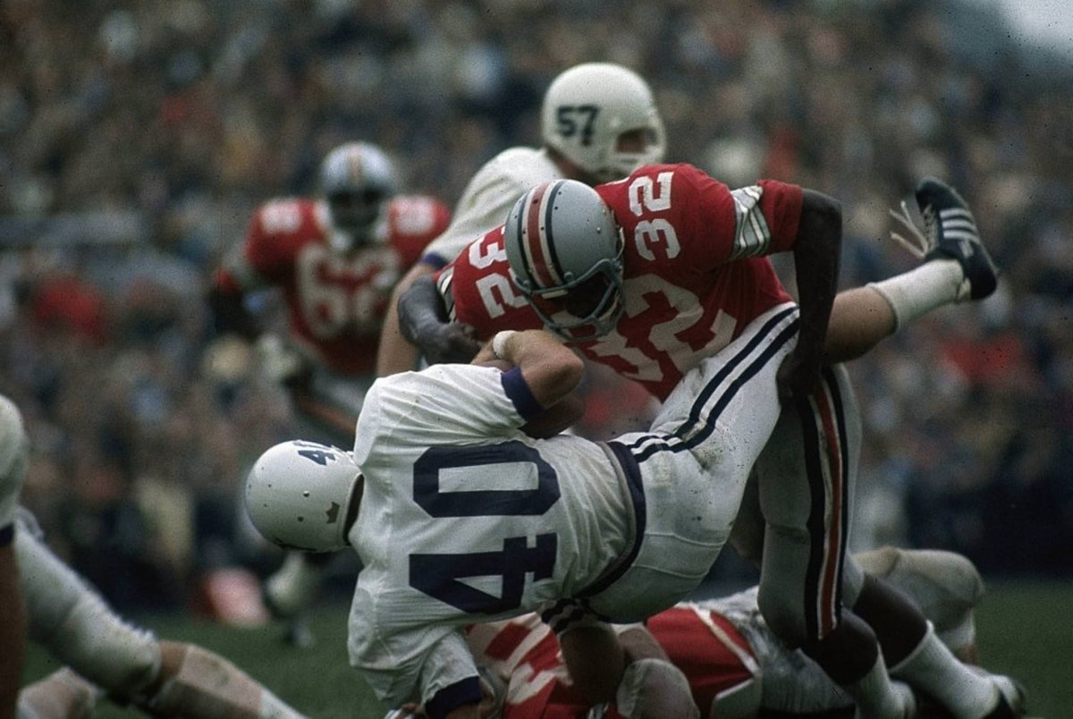 Jack Tatum kills a man.