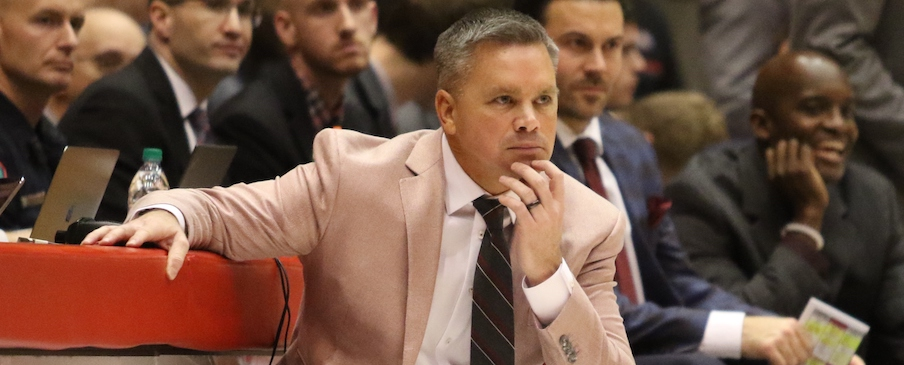 Chris Holtmann was the best guy for the Ohio State job.