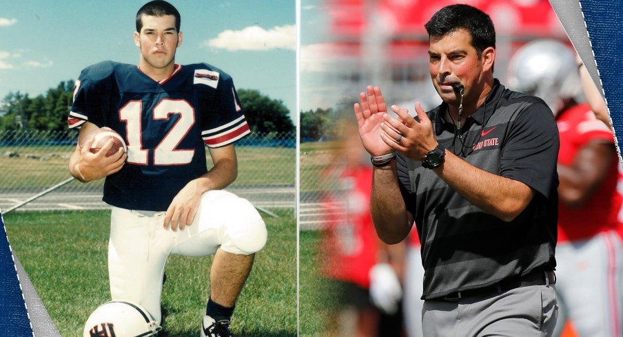 Ryan Day, old and new