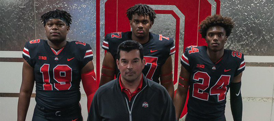 Ryan Day is hoping to nab all three of Cincinnati's top prospects.