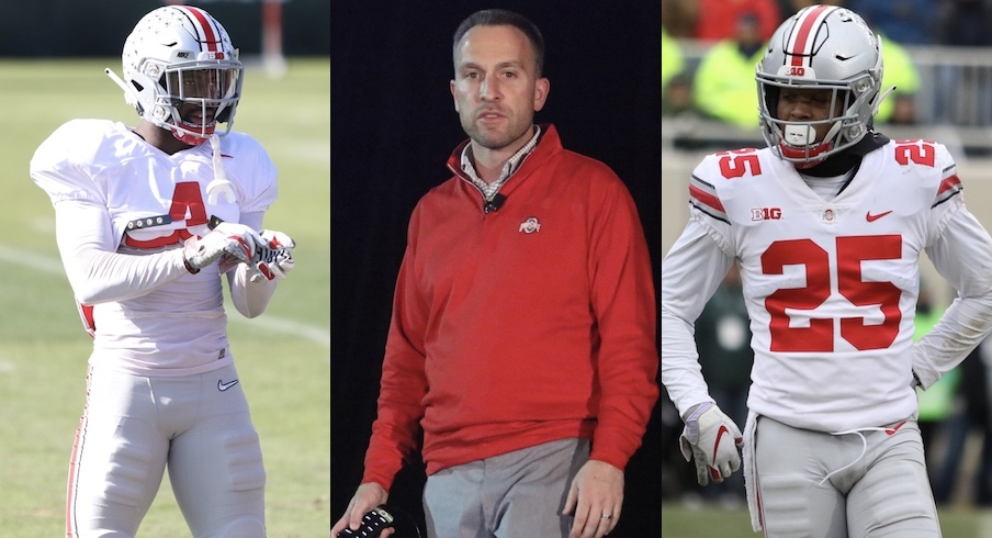 State Of The Position: Ohio State's Safeties Return Jordan Fuller, Brendon White With New Coaches, Altered Scheme