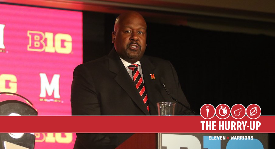 The Hurry Up: Mike Locksley's Three-year Absence from the DMV Opens Recruiting Doors for Ohio State in 2021