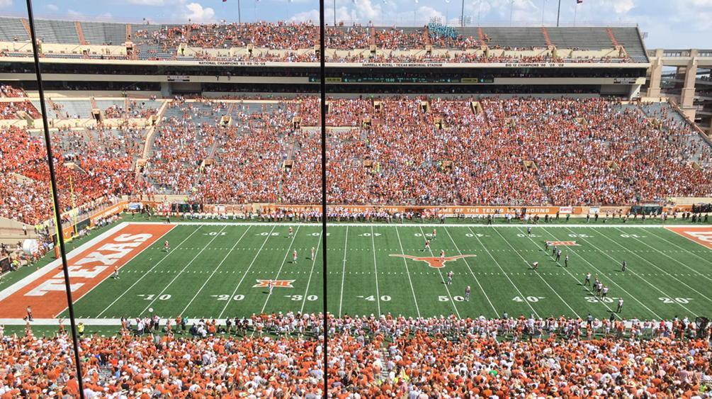 texas vs. Oklahoma State