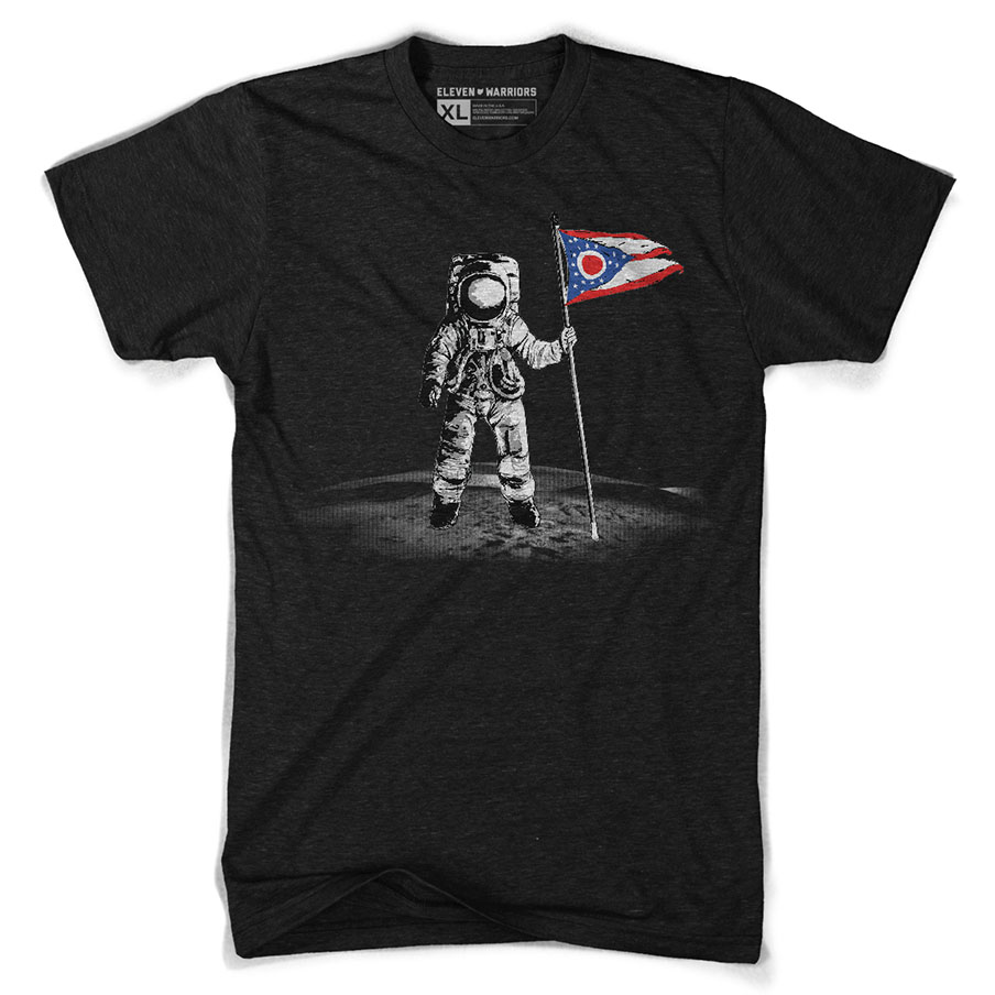That's Ohio's Moon Tee – on sale for $19.69