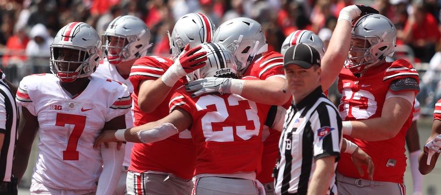 Ohio State Football, Men's Basketball Self-Reported 22 NCAA