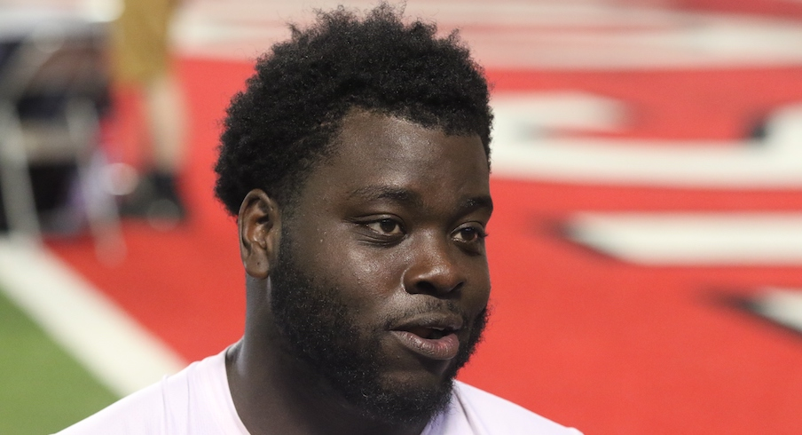 Inspired By Hometown and Family Tragedy, Ohio State Defensive Tackle Robert Landers Speaks Out About Mental Health