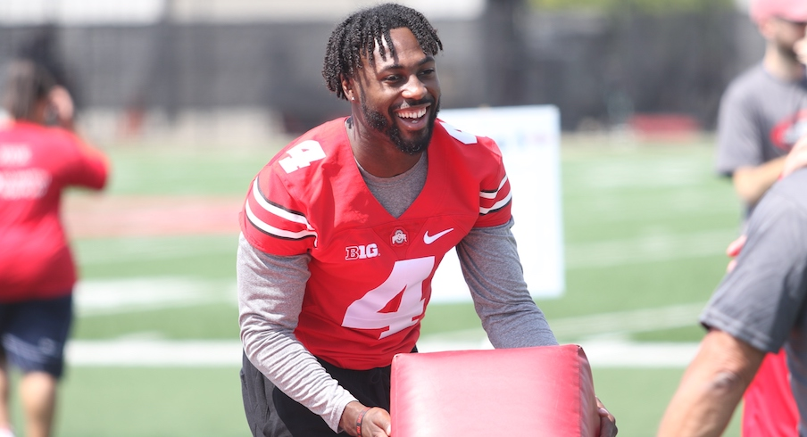 Ohio State Names Its Captains for the 2019 Season