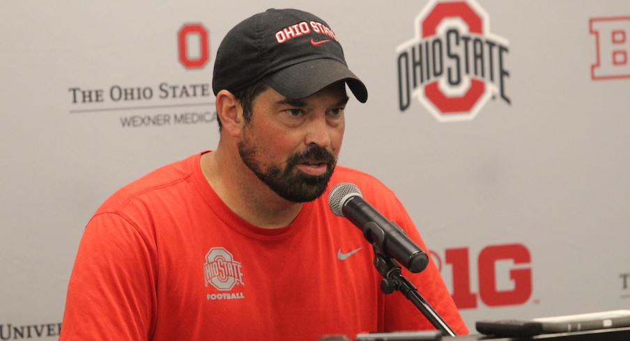 Presser Bullets: Ryan Day Names Ohio State's Starting Quarterback and Captains, Recaps Preseason Camp