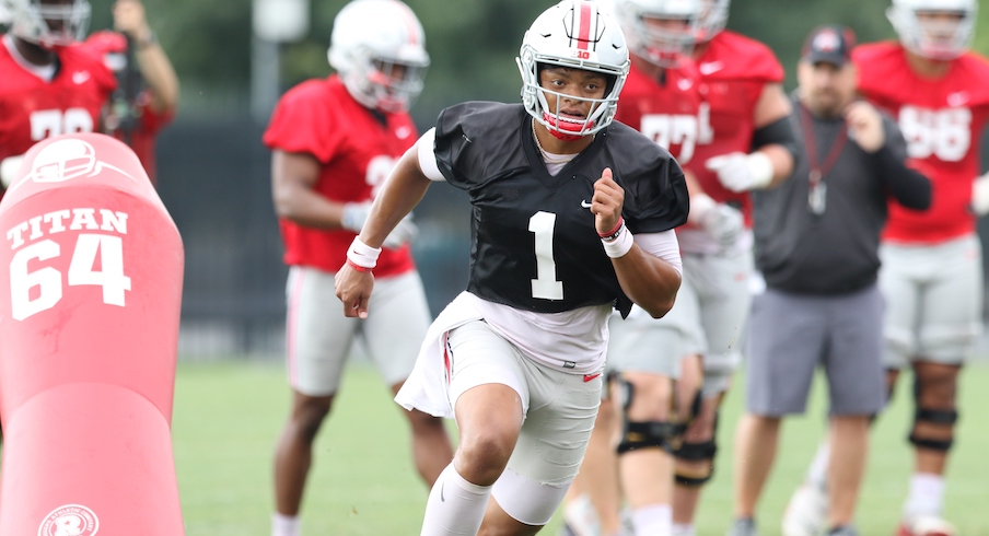 How Justin Fields' Skillset, Strengths Change Ohio State's Offense
