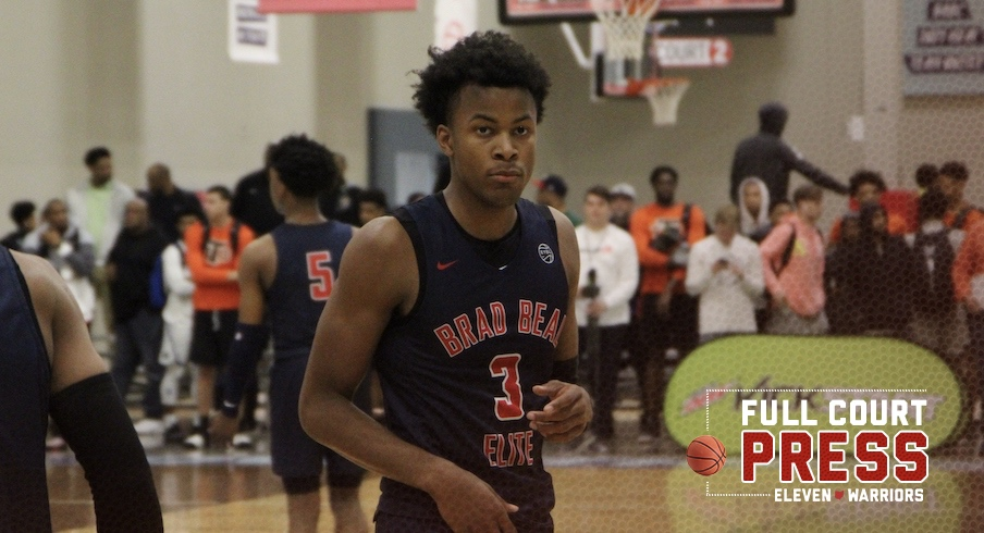 Full Court Press: Moses Moody, Lance Ware Visiting Ohio State This Weekend, Chris Holtmann Talks Plans For 2020 Class